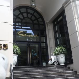 1日目 市街地にある便利なホテル@Sanouva Danang Hotel