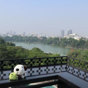 6日目 ホテルで絶品朝ごはん@Hanoi La Siesta Central Hotel & Spa