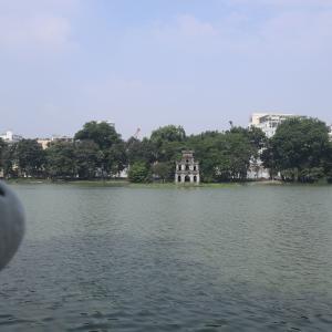 6日目 ホアンキエム湖〜オペラハウスへ