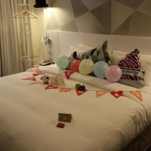 3日目 利便性大!で可愛らしいホテル【お部屋編】@DANDY HOTEL(丹廸旅店天津店)