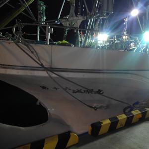 日本200海里鮭鱒流し網出漁!
