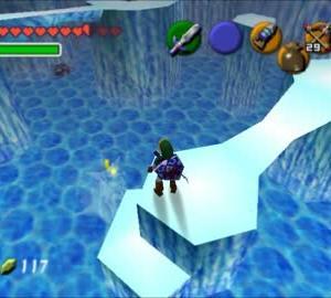 ゲーム「氷のステージは足が滑ります」←何が面白いんや?