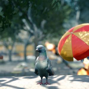 なぜ、鳥になって大空を駆け回るゲームは発売されないのか