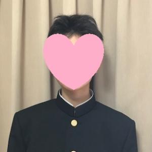卒業式直前に届いた制服
