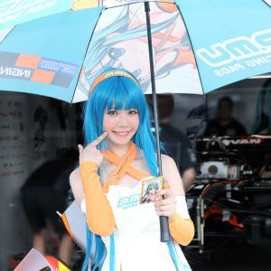 2019年 8月17日 2&4 Race 茂木 予選日 ピットウォーク ②