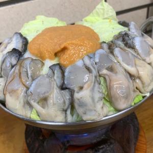 大阪グルメ《10》今船【すき焼・鍋物 なべや】かきみそ鍋