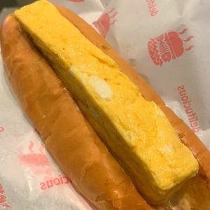 渋谷パルコで出汁巻ドッグ!