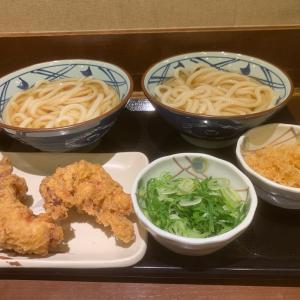 【丸亀製麺】かけうどん、もう一杯無料(17時〜)