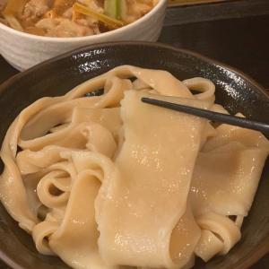 麺が選べる武蔵野うどん!【とこ井】《高円寺/昼》