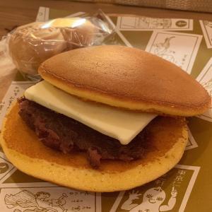 もなか専門店で持ち帰り不可の和風パンケーキ【千成もなか】