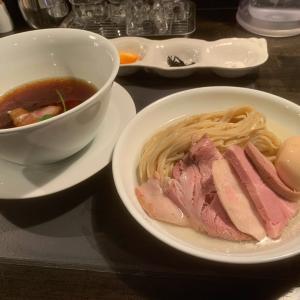 昆布水淡麗つけ麺!【カネキッチンヌードル】《東長崎/夜》