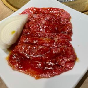 【焼肉店ナルゲ】《渋谷/昼》A5和牛カルビ御膳
