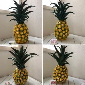 【お教室】4名様☆美味しそうなパイナップル