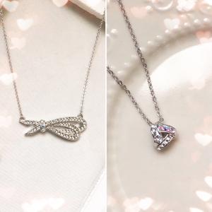 プレゼント☆グルーデコのネックレス