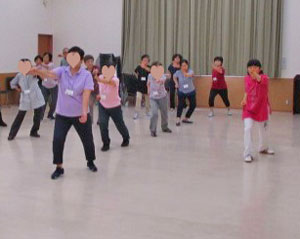 【太極拳】太極拳体験教室で「気持ちよく身体を動かせました」と感想を頂きました