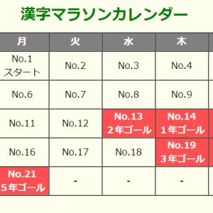 漢字マラソン(教育出版対応)