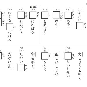 漢字が苦手な小学生 大集合!