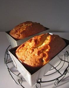 米粉と太白胡麻油のパウンドケーキ