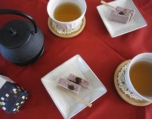 お茶の時間 ♪