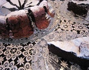 おいしいチョコのケーキ ♡