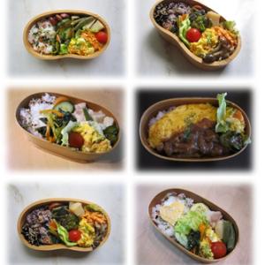 お弁当と近畿北陸学生ヨット選手権大会個人戦