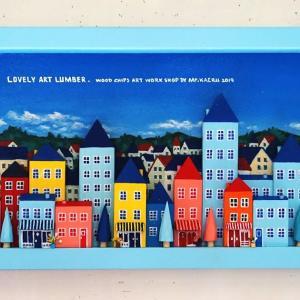 水色の街の画