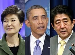 【韓国の報道機関ごとの社説】パククネついに屈服?日米韓首脳会談へ…とは書きたくない韓国の新聞