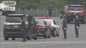 ニツポンの天皇の警備は 信頼している 「李氏朝鮮」
