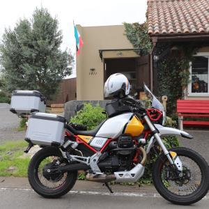 ちょこっとだけだよ、イタリア~んなヒガンバナツーリング