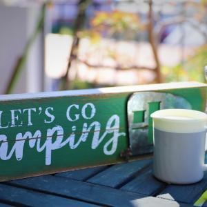 LET'S GO Camping !キャンプミニマリストにはなれましぇ~んっ!