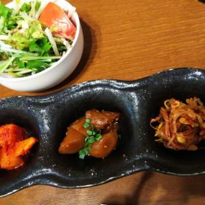 【韓国料理】青紗一龍(ちょんさちょろん)に行ってきました♪