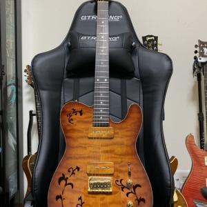 物欲は止まらない&国産ギターは隠れた名品。