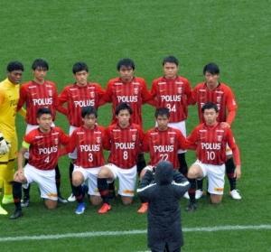 レッズY‐流経柏 高円宮杯 JFA U-18プレミアEAST 2019