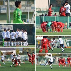 浦和南B‐レッズYB 高円宮杯U-18 2019埼玉 S2順位戦