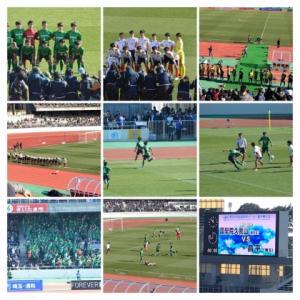 國學院久我山vs昌平 第98回全国高校サッカー選手権 3回戦