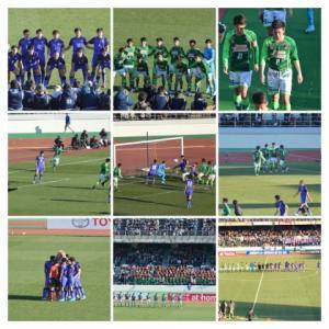 青森山田vs富山第一 第98回全国高校サッカー選手権 3回戦