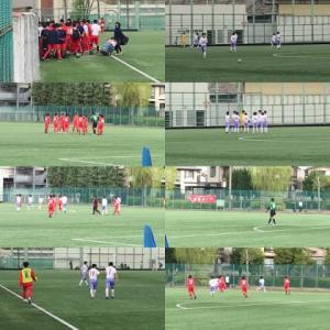 浦和東vs武南 第40回 浦和カップ 研修試合