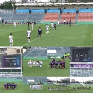 明治-桐蔭横浜 JR東日本カップ2021 第95回関東大学サッカー