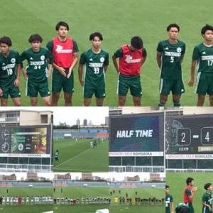 立正-慶應 JR東日本カップ2021 第95回関東大学サッカー