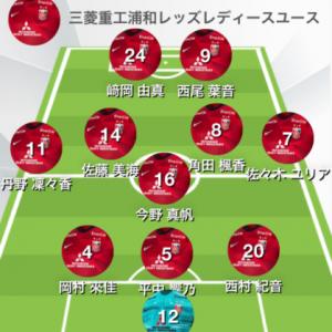 浦和-千葉 XF CUP 2021 U-18(Green Cardチャンネル視聴)