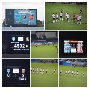 横浜FC-浦和レッズ 2021明治安田生命J1リーグ 第28節