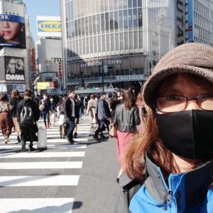 ハロウィンは渋谷で