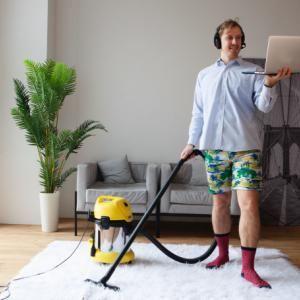 男性になぜ結婚したいのと聞いたら「家事が楽になるから」だって。。