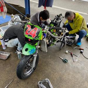 2020/10/11 関西ミニマックス耐久6H選手権。プロローグ