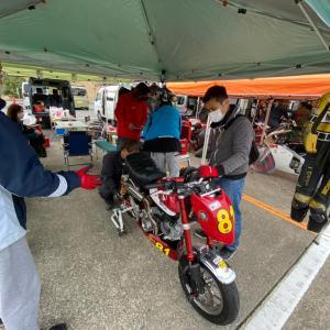 2021/03/20 ミニバイク5時間耐久レース㏌鈴鹿ツインサーキット