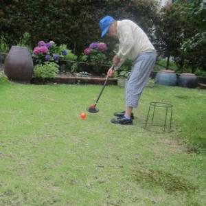 グランドゴルフ・・