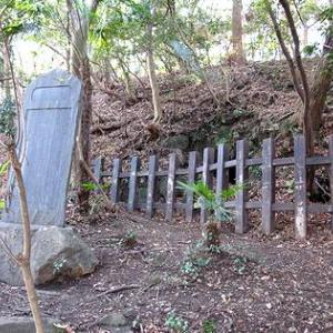 大磯町城山横穴墓群