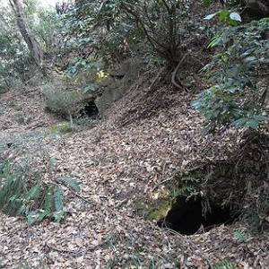 大磯町後谷原南横穴墓群