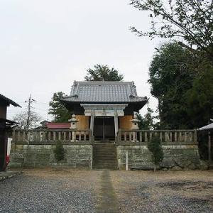 鴻巣市三島神社古墳