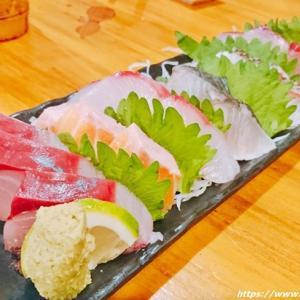 磯八(いそはち)@城南区片江4の刺身盛り合わせがコスパ抜群!冬場は糸島直送の牡蠣も味わえます。